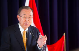 Ban Ki-moon favours woman as successor