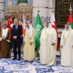 GCC, US, British meeting held in Jeddah