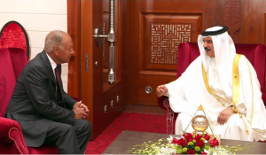 King backs Arab unity to stave off challenges