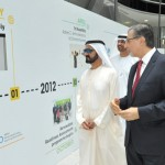 Sheikh Mohammed tours IRENA Headquarters