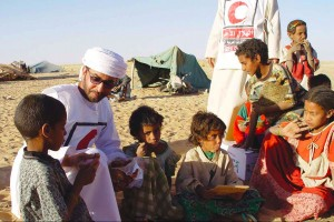UAE hosts world's largest relief organisations: VP