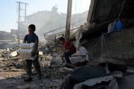 UN calls for urgent humanitarian access in Aleppo