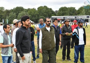 VP attends Endurance Cup Festival in England