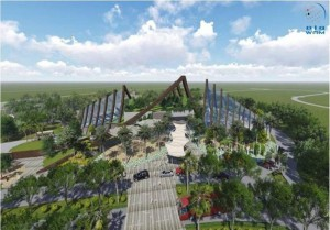 Work on building for Safari Park project approved