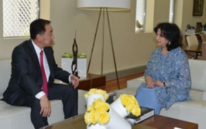 Bahrain-South Korean cultural cooperation discussed
