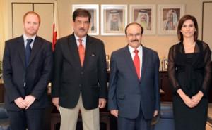 Bahrain oil, gas developments highlighted