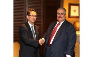 FM meets ACD secretary-general