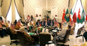 GCC ministerial meeting on environment held