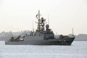 Joint naval exercise Bridge-17 launched