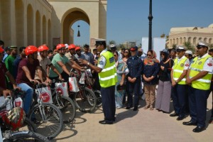 Safe bicycle riding campaign launched