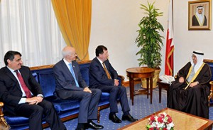 Deputy Premier receives RCSI delegation
