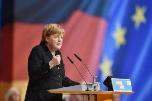 German Chancellor Merkel to seek re-election
