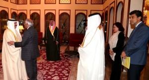 HM King receives European Parliament delegation