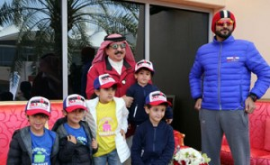 Bahrain International Ironman competitions held
