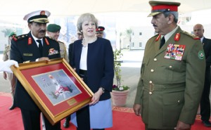 Bahraini-British military cooperation discussed
