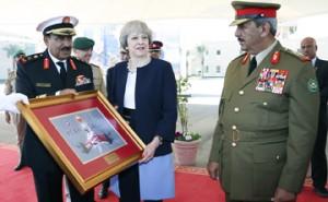 Bahraini-British military cooperation discussed