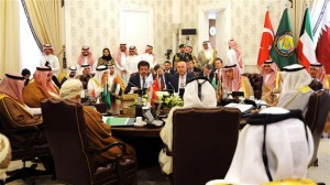 GCC foreign ministers hold meeting
