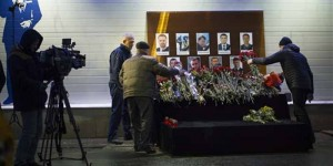 Russia mourns 92 killed in Black Sea jet crash