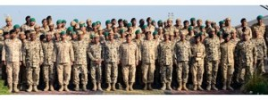 BDF specialized course graduation ceremony held