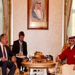 HM King meets Russian Foreign minister