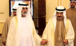 HRH Premier receives UAE delegation