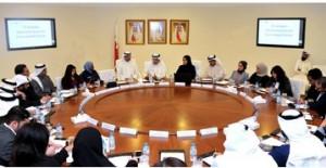 Information Minister meets media officials