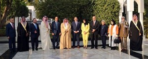 King hails Bahrain's rights strides