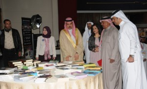 Arab Reading Challenge book fair opens
