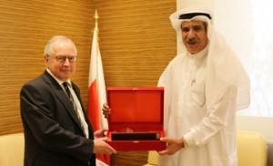 Bahrain, British judicial cooperation discussed