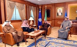 Bahrain, Kuwait discuss security cooperation