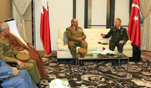 Bahraini-Turkish military cooperation praised