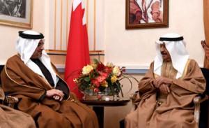 Deputy King meets HRH Premier