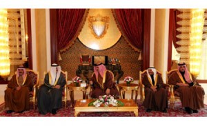 HM King hails parliament's role