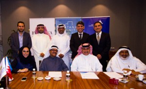 KHCB signs ESCROW Agency Agreement