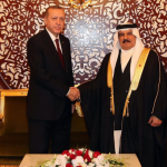 Lunch banquet hosted in honour of Turkish president