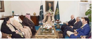 Pakistan, Bahrain to cooperate in different sectors