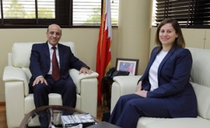 Bahraini-Canadian high education cooperation discussed