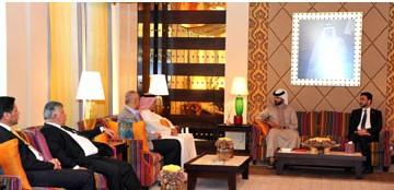 Bahraini-Iraqi sports cooperation discussed