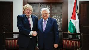 Britain supports two-state solution