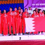 Curtain comes down on Women GCC Games