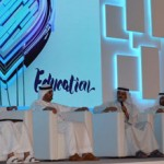 Education minister attends forum