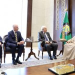 GCC chief receives former UK Chief of Naval Staff