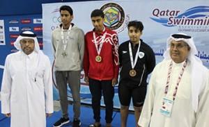 GCC swimming championship concludes