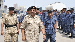 Hamad 2 joint drill kicks off