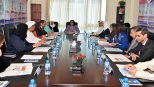 Health minister chairs national committee meeting