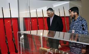 Pakistani delegation visits Military Museum