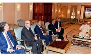 HM King praises Bahraini-Russian relations