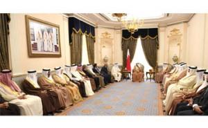 HRH Premier lauds private sector