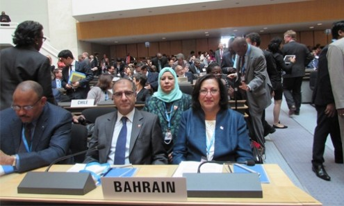 Health Minister attends World Health Assembly