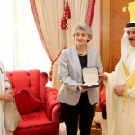 King hails Bahrain-UNESCO cooperation